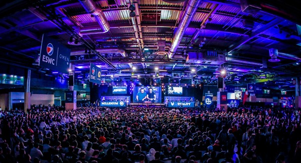 L'E Sports World Convention débarque à Bordeaux