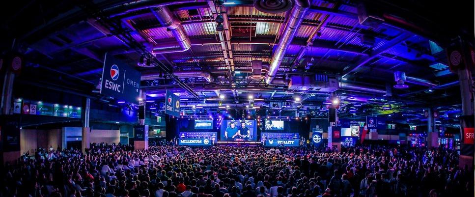 l'E Sport World Convention arrive à Bordeaux