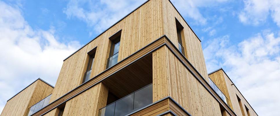 Woodrise : le Congrès Mondial des immeubles bois moyenne et grande hauteur à Bordeaux