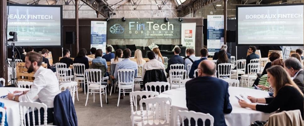 Bordeaux FinTech : événement dédié au secteur de la finance et des technologies