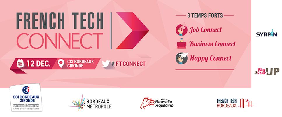 French Tech Connect : l'événement de l'écosystème numérique bordelais