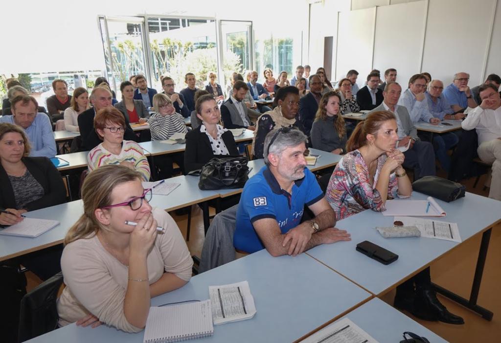 Atelier du social selling forum à Bordeaux