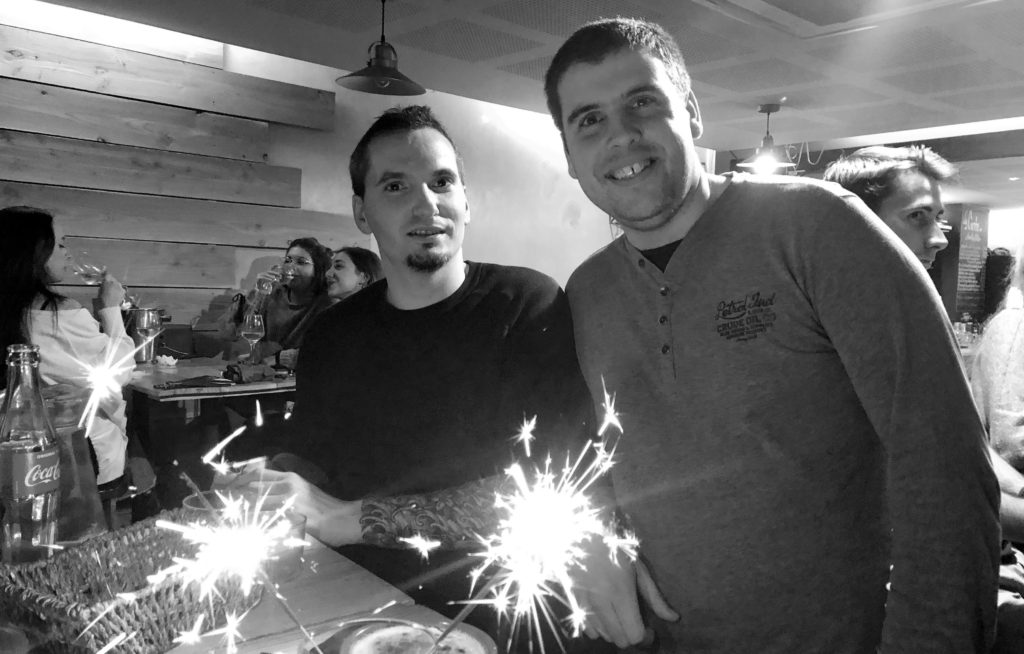 Jean-Marc Habermann & Nicolas Lambert - 10 ans d'Axysweb