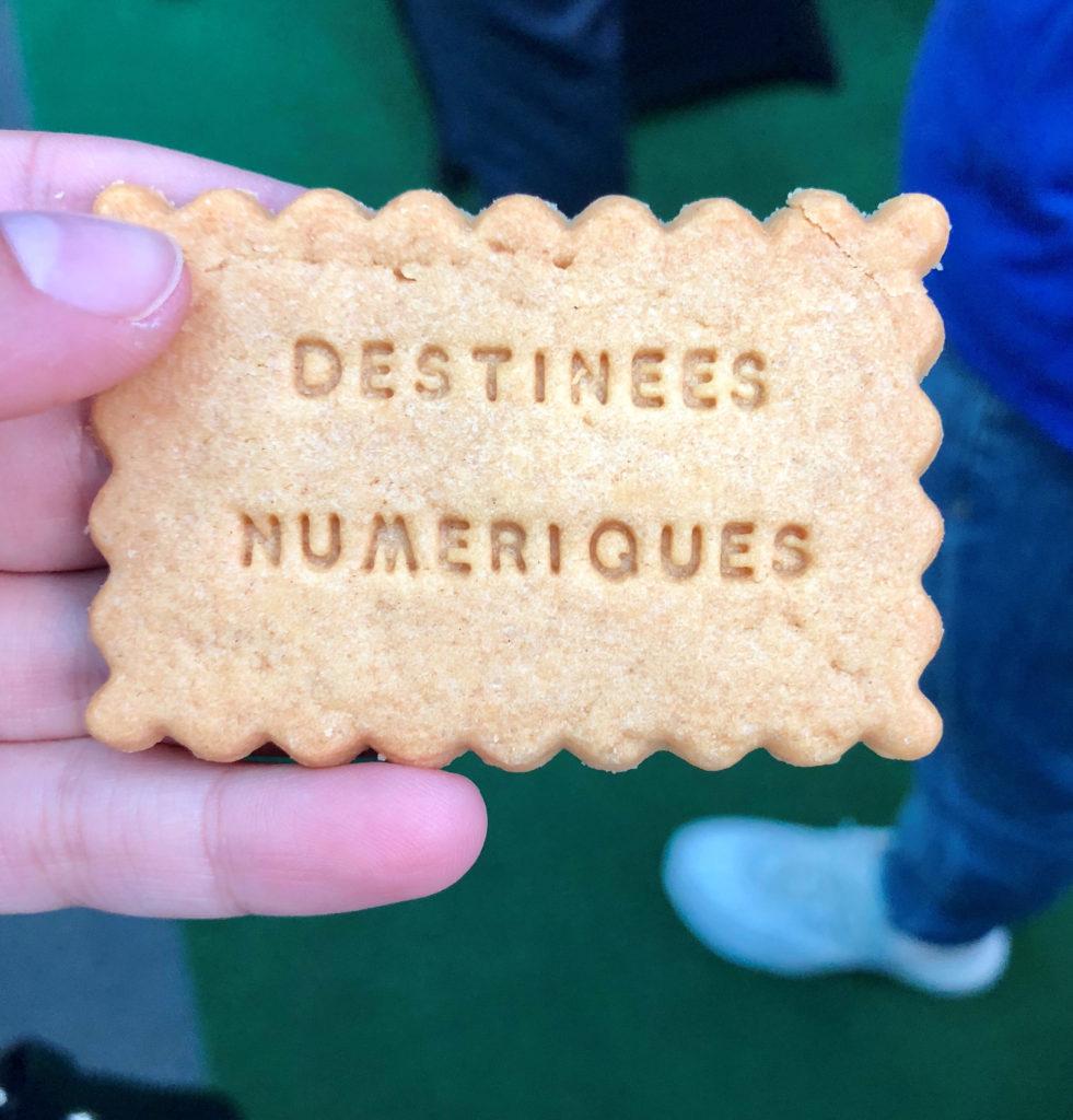 Biscuits Destinées Numériques