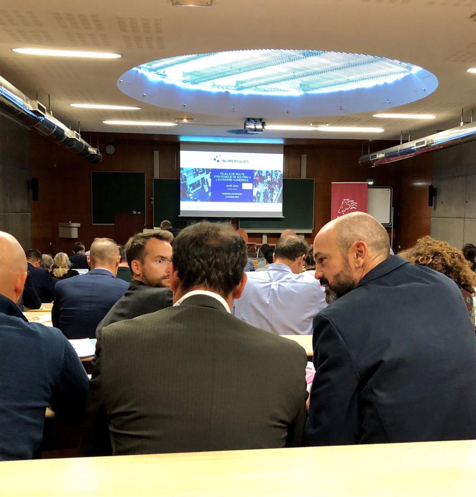 Conférence plénière aux destinées Numériques