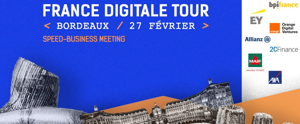 France Digitale Tour 20187 : arrêt à Bordeaux