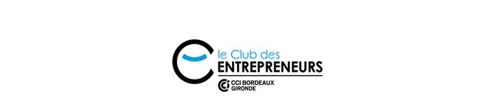 Logo du Club des Entrepreneurs de la CCI de Bordeaux