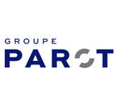 Logo du groupe de distribution automobile Parot