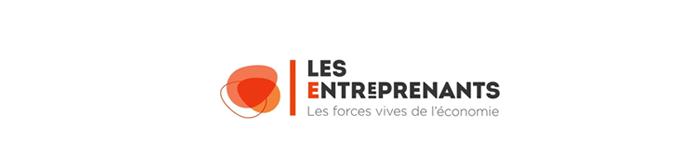 Logo du réseau professionnel Les Entreprenants à Bordeaux - Groupe Le Bouscat