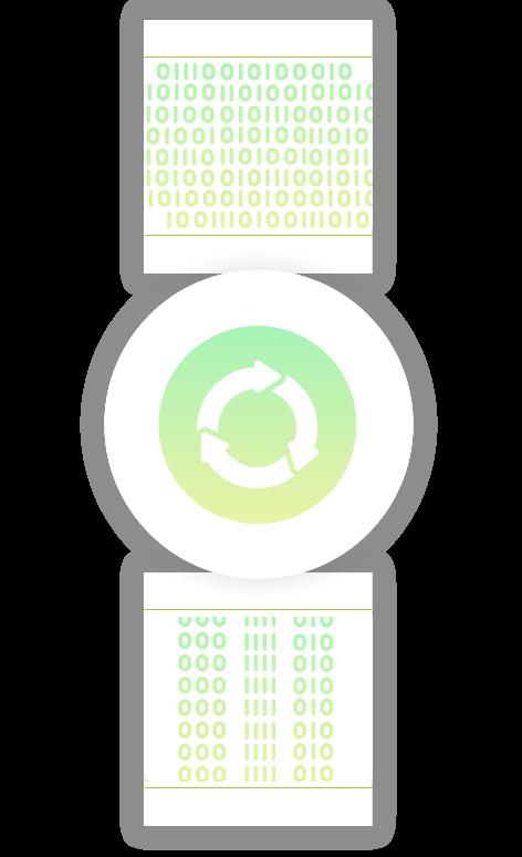 Comment maintenir la synchronisation des données ?