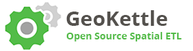 GeoKettle ETL open source logo