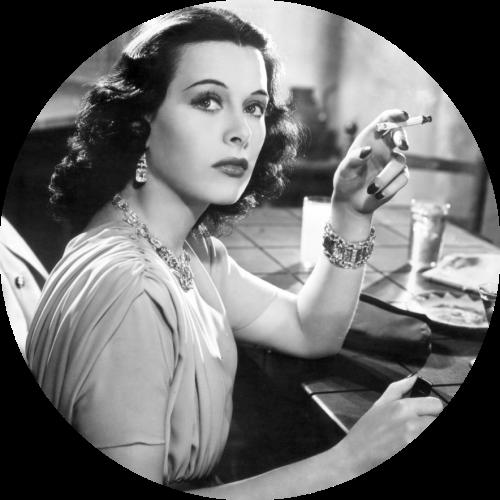 Hedy Lamarr star hollywoodienne et précurseur du wifi