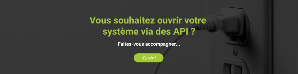 Faites vous accompagner pour le développement d'API