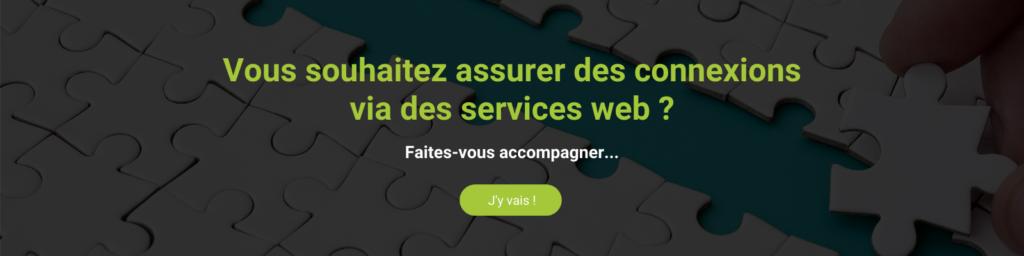 Faites vous accompagner pour le déploiement de services web