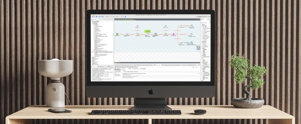 Présentation de Talend Data Management Platform